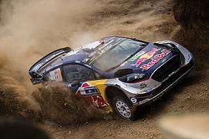 WRC Важливі новини Ож'є загрожує дискваліфікація з Ралі Мексика