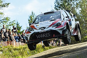 WRC Etappenbericht WRC-Rallye Finnland: Esapekka Lappi sichert sich 1. Karriere-Sieg