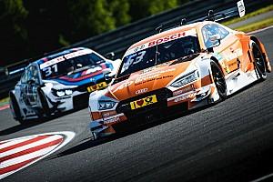 DTM Репортаж з практики DTM на Moscow Raceway: Грін очолив третє тренування