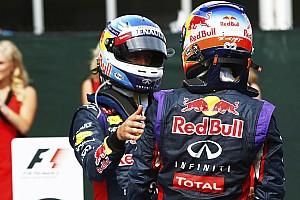 Ricciardo lobt Vettel: Als Teamkollege auch bei Niederlagen sehr fair