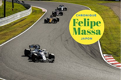 Formule 1 Chronique Massa - Renault est désormais la plus grande menace