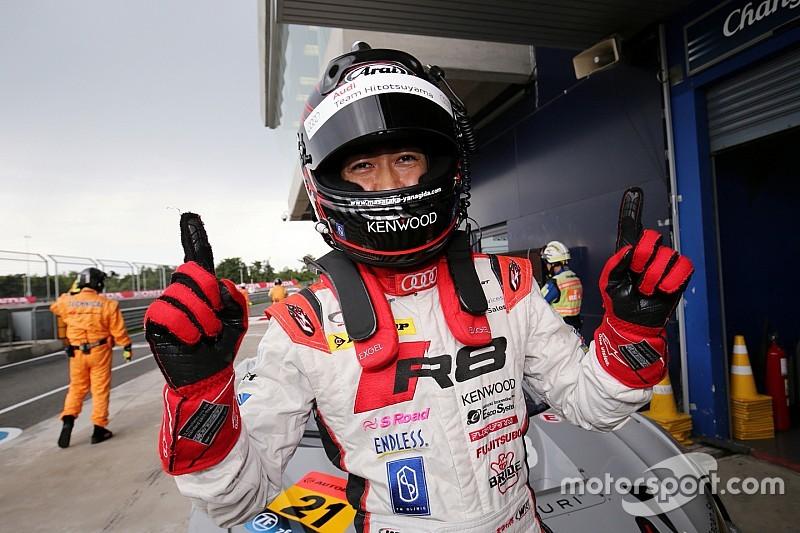 大差で初ポールのHitotsuyama Audi、柳田真孝「驚きだった」