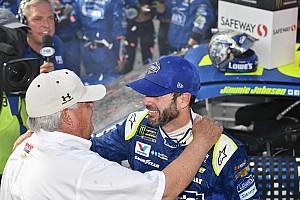 NASCAR Cup Noticias de última hora Jimmie Johnson renueva con Hendrick por tres años