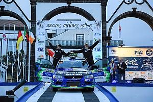 ERC Ultime notizie Frattura lombare per Pimentel, tornerà al Rally Rzeszow