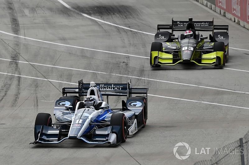 Carlin объявила о приходе в IndyCar и определилась с составом пилотов