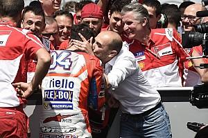 MotoGP Важливі новини Доменікале: Дові та Ducati, усі пишаються вами!