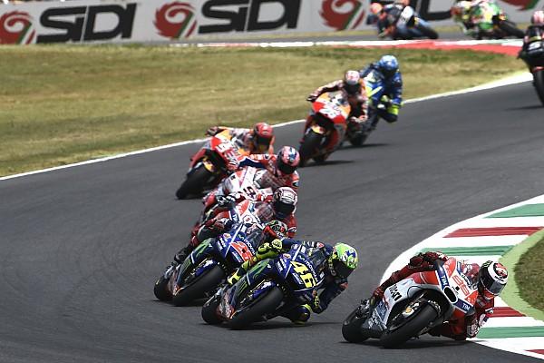 MotoGP Лоренсо поставил свой пилотаж в Италии выше возможностей мотоцикла
