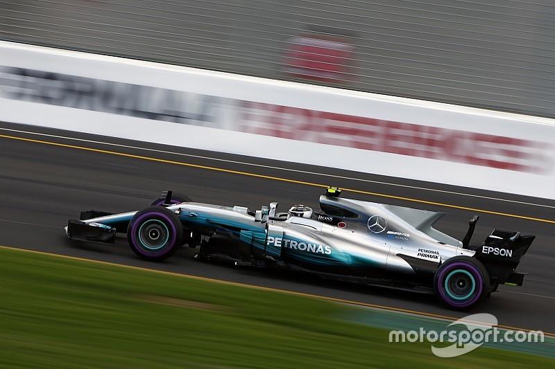 """Monster"" F1 cars hitting peaks of 8G in Melbourne"