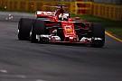 Vettel se queda con la última práctica del GP de Australia