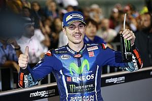"""MotoGP Noticias Viñales: """"Preparé el adelantamiento y despisté a Dovizioso"""""""