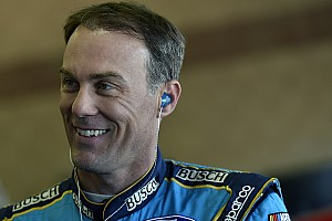 NASCAR Cup Commentary Harvick puts the
