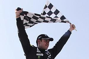 NASCAR Mexico Crónica de Carrera Rovelo gana fecha inaugural de NASCAR México