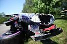 Sainz penalizzato di 3 posizioni in griglia a Baku per il crash al via