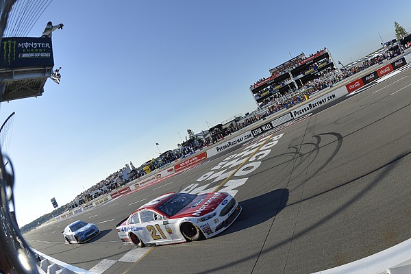 Wood Brothers Racing Nascar Team News Photos Videos
