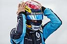 Буэми разнес машину на тренировке Формулы Е: видео