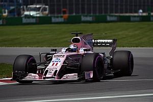 Formel 1 News F1 2017 in Baku: Force India entscheidet über Teamorder