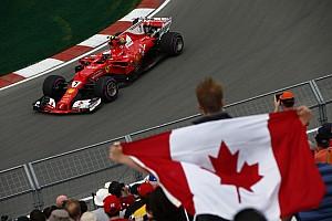 F1 Noticias de última hora Räikkönen finaliza con el mejor del viernes en Canadá