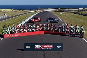 GALERI: Pembalap dan motor World Superbike 2017