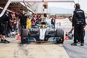 F1 Noticias de última hora Mercedes planea un gran desarrollo para esta semana