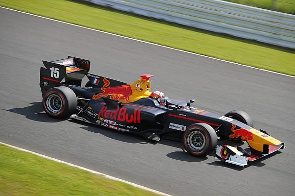 В Red Bull подчеркнули важность Суперформулы для карьеры Гасли