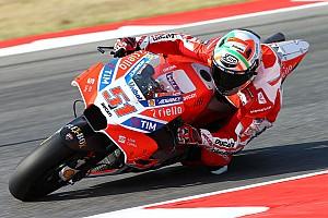 MotoGP Noticias de última hora Pirro quiere más oportunidades en carreras de MotoGP con Ducati