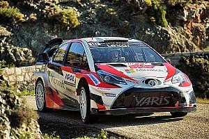 WRC Son dakika Portekiz'de Toyota'nın 3. aracında Lappi olacak