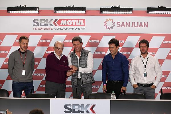 World Superbike World Superbike adds new Argentinian circuit to 2018 calendar