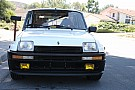 Automotive Un Renault 5 Turbo 2 original que aún sobrevive
