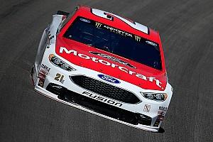 NASCAR Cup Reporte de calificación Ryan Blaney logra su primera pole en Kansas