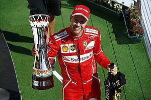 Formula 1 Breaking news Marko jagokan Vettel rebut gelar juara F1 2017