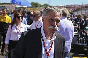 F1 Noticias de última hora El salario de Carey depende del dinero que consiga para la F1