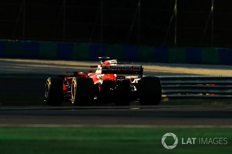 Egy ilyen startnak most nagyon nem örülne a Ferrari