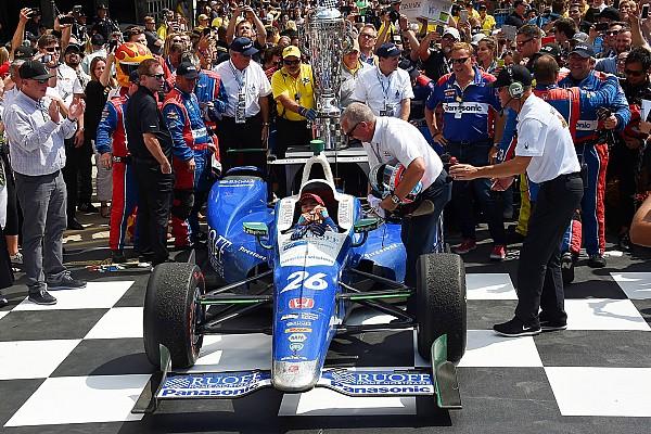 IndyCar Últimas notícias Sato: Castroneves é um cavalheiro, um piloto justo