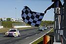 TCR Deutschland TCR Germany: Der Berner Florian Thoma gewinnt sein erst zweites Autorennen!