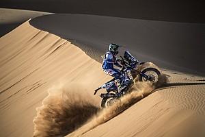 Cross-Country Rally Reporte de la carrera Caimi vence su primera etapa con Yamaha en el Rally Merzouga