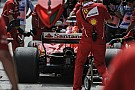 Ferrari: per Vettel omologato il motore numero 5 (e non solo)