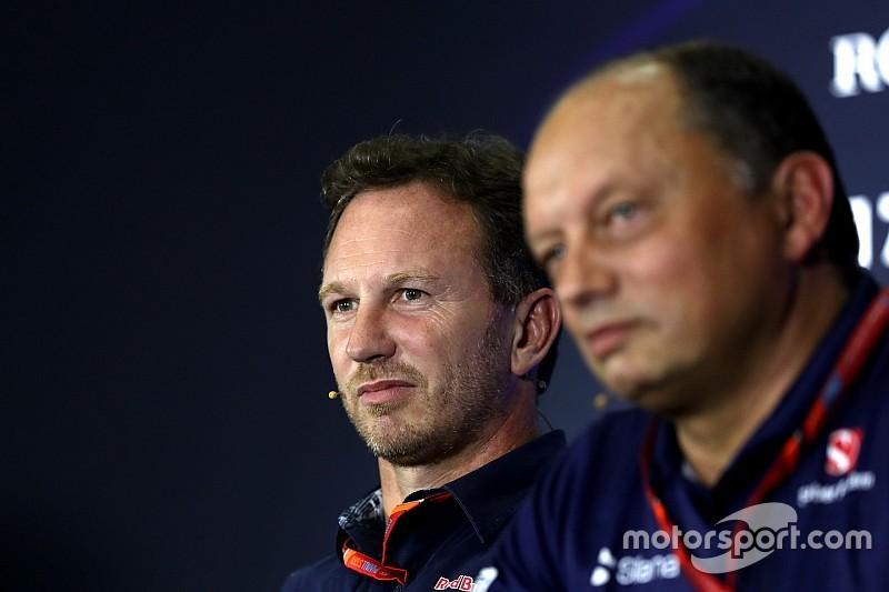 Red Bull має намір обговорити з FIA звільнення Будковські