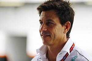 F1 Noticias de última hora Wolff piensa que Mercedes debe mejorar para 2018
