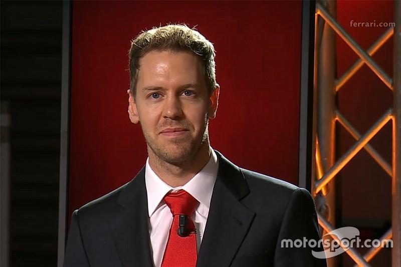 """Vettel confía en que serán """"más fuertes"""" este año"""