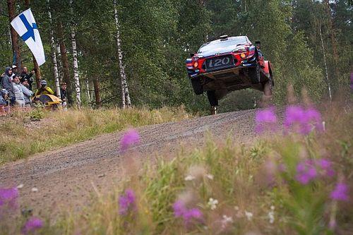 Horarios y cómo ver el Rally de Finlandia del WRC 2021
