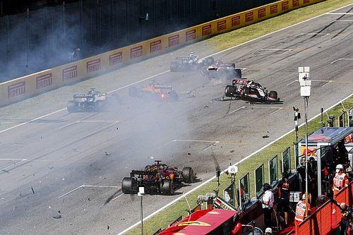 Levelet írtak a versenyzők az FIA-nak a mugellói tömegbaleset miatt