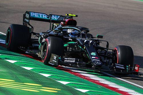 Emilia-Romagna GP: Pole pozisyonu son turda Bottas'ın oldu, Gasly coştu!