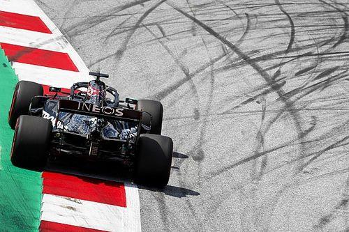Red Bull pide revisar la no sanción a Hamilton en Austria