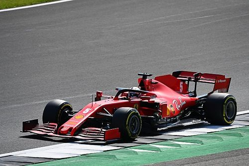 "Struggling Vettel feels he's ""going up against a wall"""