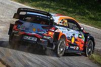 WRC, Hyundai: provate al Rally di Alba le novità aerodinamiche