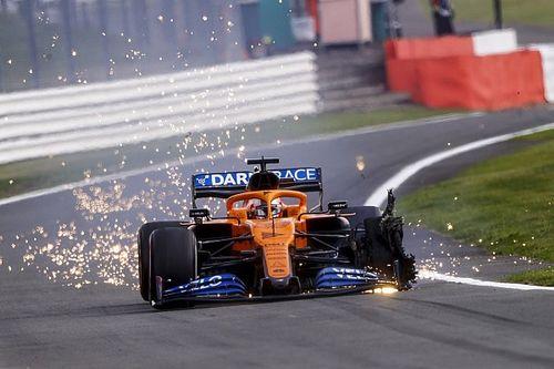 F1, Silverstone'daki lastik patlamalarının ardından 2021'de yere basma gücünü azaltacak