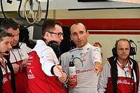F1: Kubica volta a andar com Alfa Romeo na Hungria no TL1 desta sexta