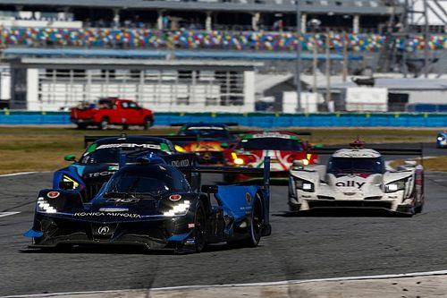 Após batalha nos minutos finais, carro de Castroneves vence 24 Horas de Daytona