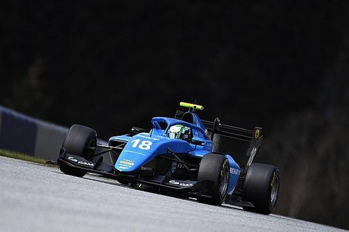 Collet lidera el último día de pretemporada de la F3 en Austria