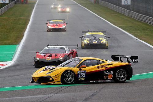 Ferrari Challenge: 41 Rosse a Spielberg per il secondo round 2021
